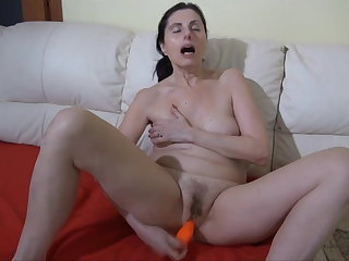 OLDNANNY: BBW granny loves anal Old granny fucked away from their way you