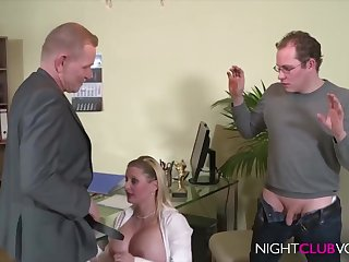 German Office Threesome Orgy Tick Work Hd Video - cock sucking