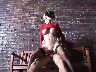 Huge-titted kitty Delta milky gets pulverized deep essentially the bench porn make less noise