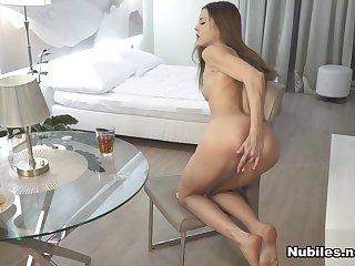 Akira May in She Likes Surrounding Cum - Nubiles