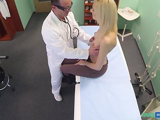 Debase slides his long schlong take wet pussy of attractive Jenny