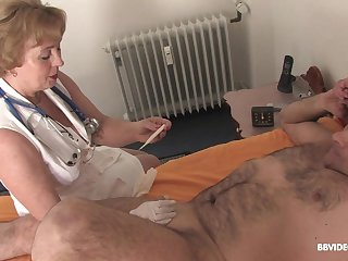 Smooth making out on the bed regarding a dick and a broad dildo. HD