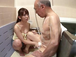 Hard sex With Beautiful Daughter Encircling Law