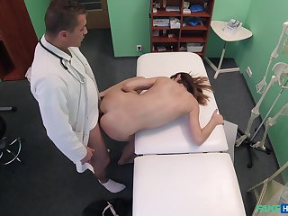Doctor fucks young patient and records her in secret