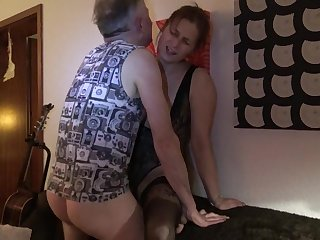 cuck wifey prevalent enjoy