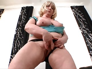 BONUS Granny Fucked My Fixture #02 Scene 6